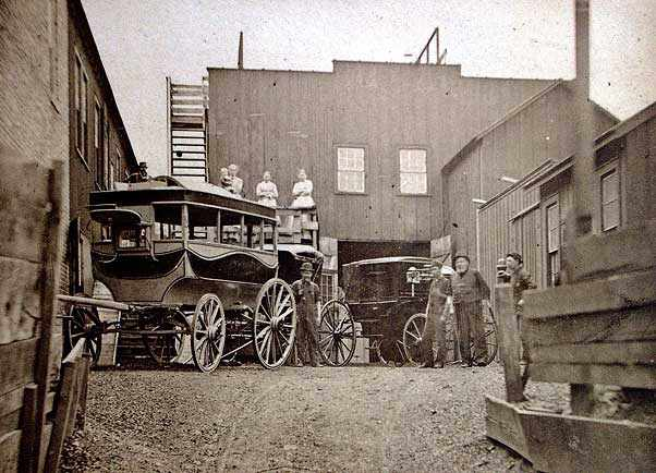 wagon factory