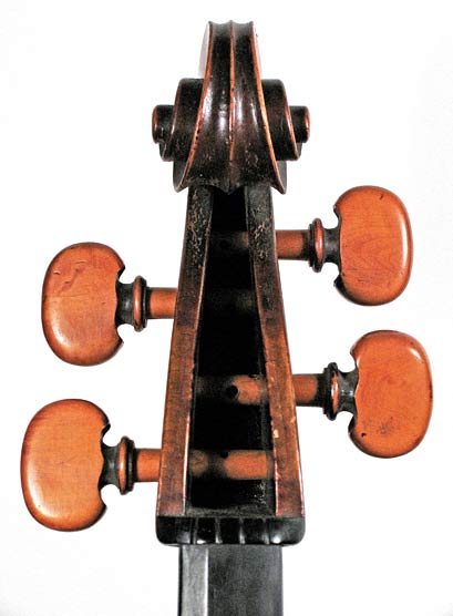 English cello pegs