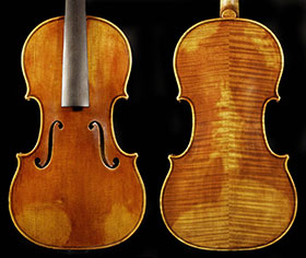 Darnton Antique Strad Model