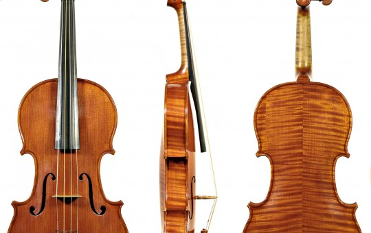 Transitional  Strad Model Violin