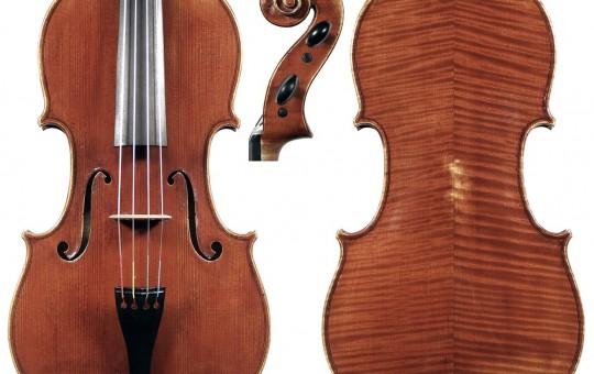 Strad Model Viola